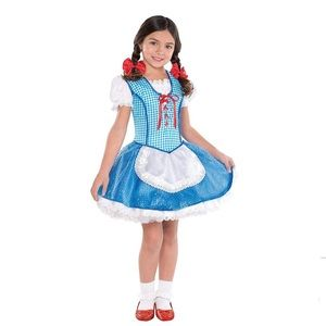 Toddler Dorothy Costume - The Wizard of Oz